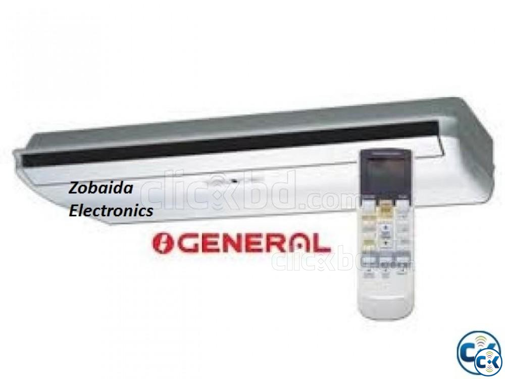 3.0 TON Fujitsu O General 36000 BTU Ceiling Type AC JAPAN | ClickBD large image 0