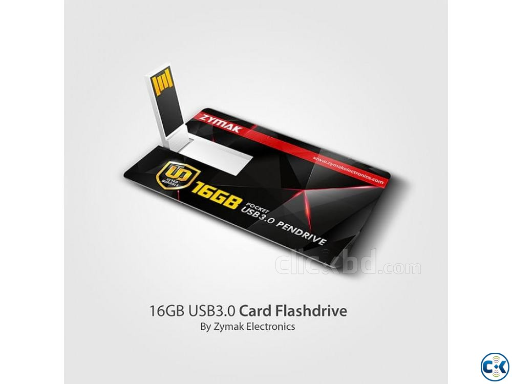 Zymak Card Pendrive USB 3.0 Pendrive 16GB Pendrive 30 off | ClickBD large image 0