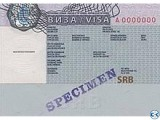 Serbia Europe tourists visa