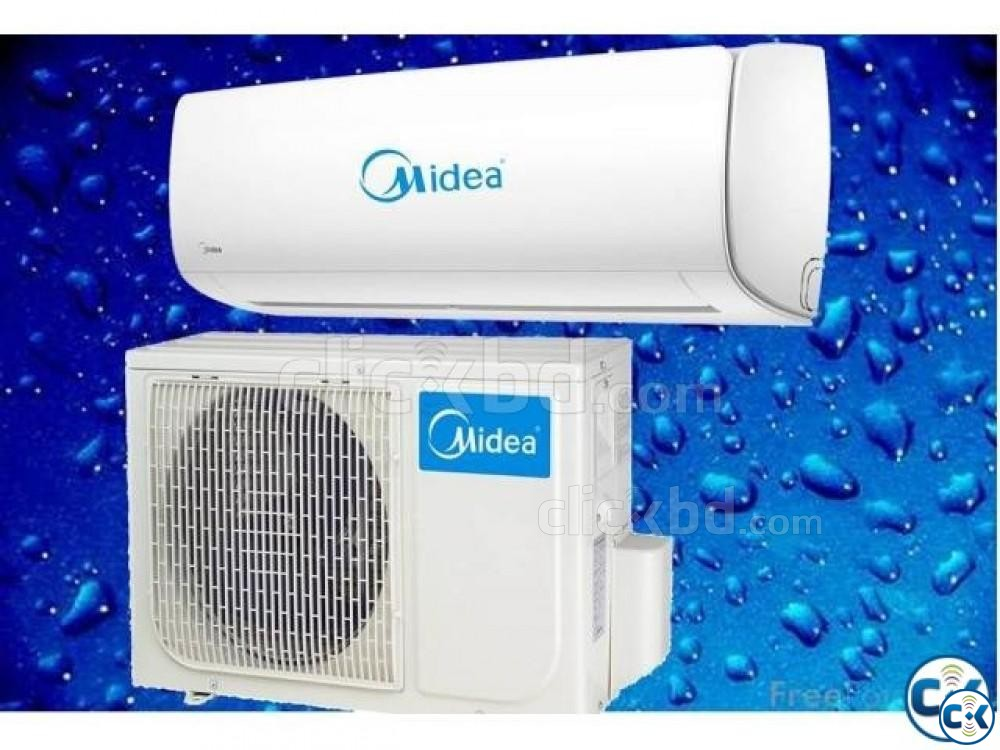 Midea 2.0 Ton Split Wall Mounted Type AC. | ClickBD large image 2