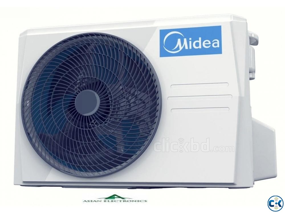 Midea 2.0 Ton Split Wall Mounted Type AC. | ClickBD large image 4