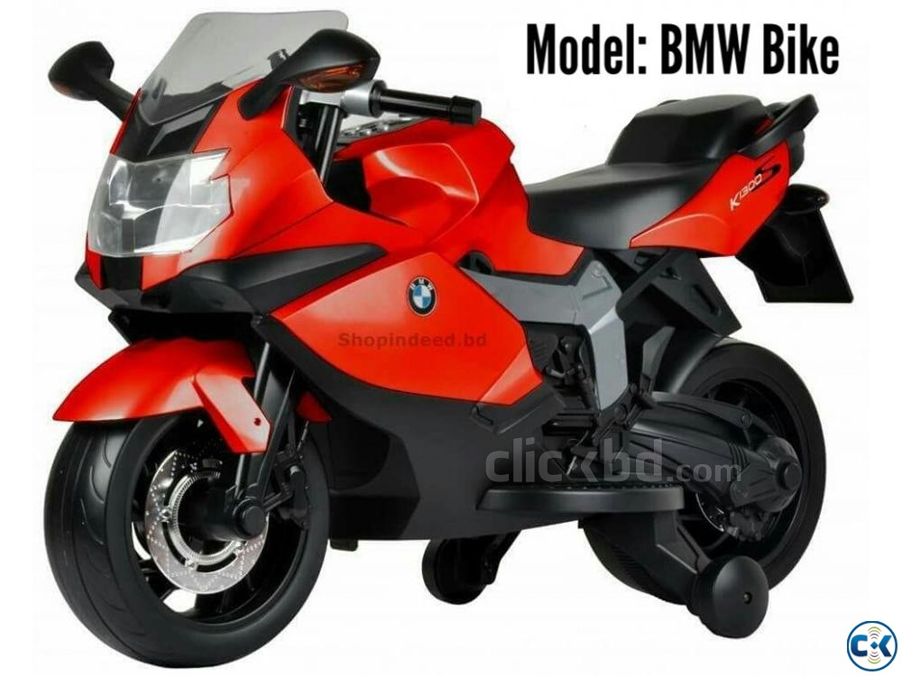 Original Big Size Brand New BMW Baby Bike | ClickBD large image 0