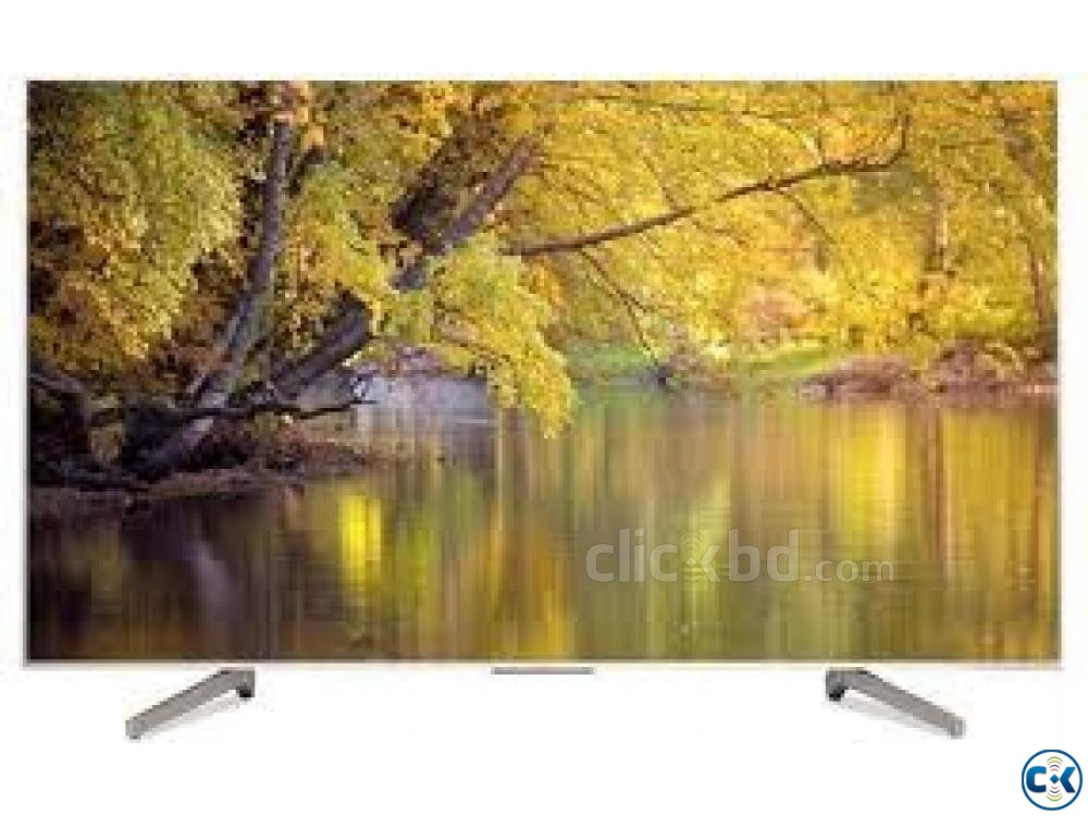 Sony KD-55X8500F 4K HDR Processor X1 LED Smart TV Brand New | ClickBD large image 0