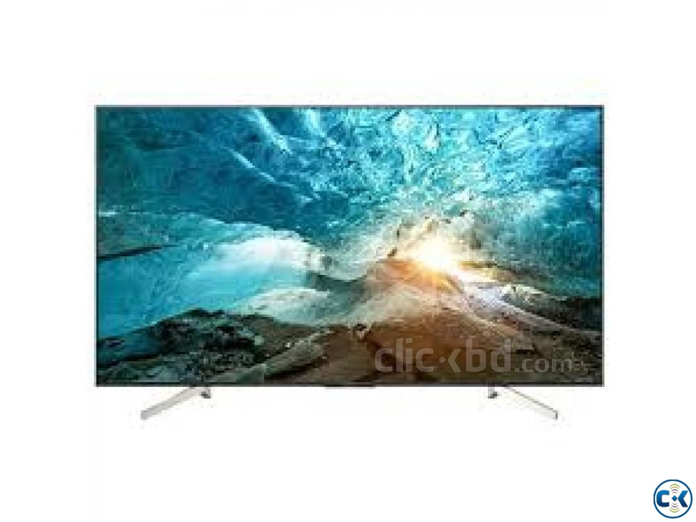 Sony KD-55X8500F 4K HDR Processor X1 LED Smart TV Brand New | ClickBD large image 1