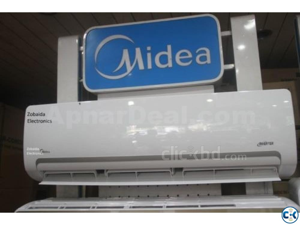 Brand New Midea 1.5 Ton Wall mount Type 50 Energy Saving | ClickBD large image 1