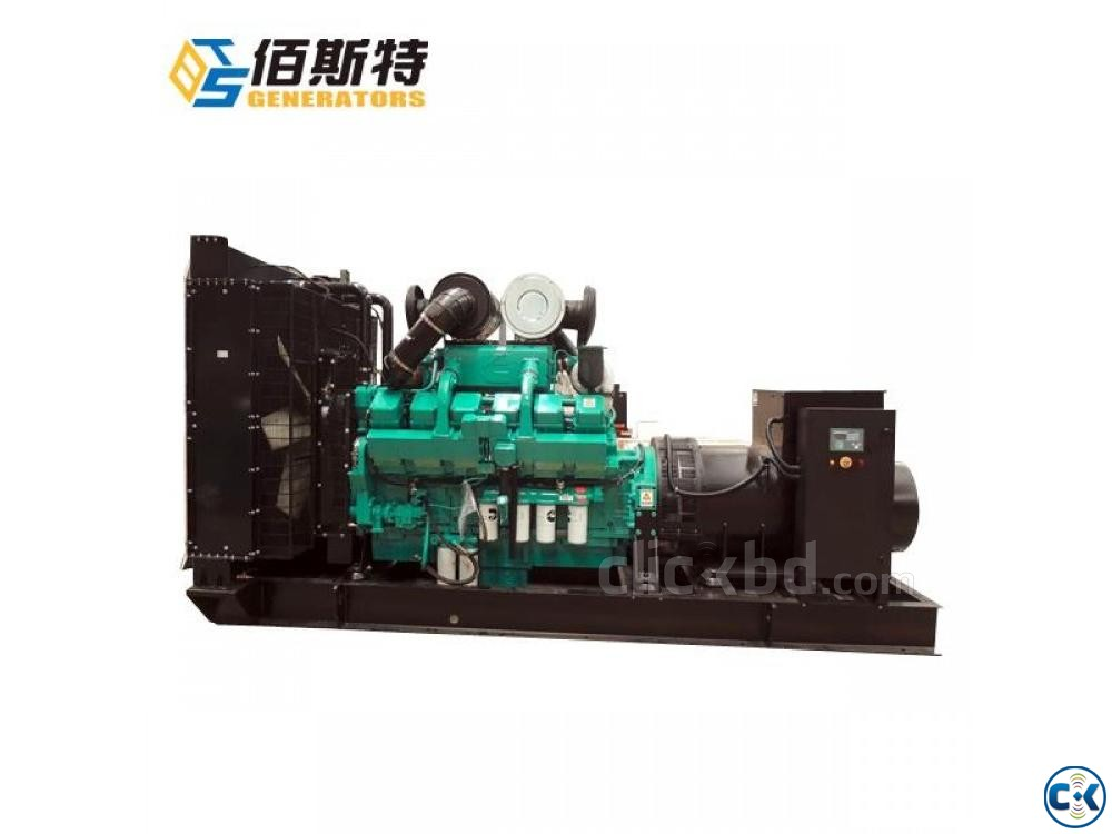 Ricardo Open 500 kva 400 kw Diesel Generator for sale | ClickBD large image 0