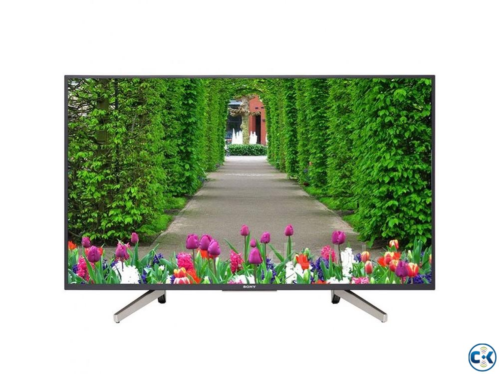 4K Android Sony Bravia Original 55 inch X8000G Latest Model | ClickBD large image 3
