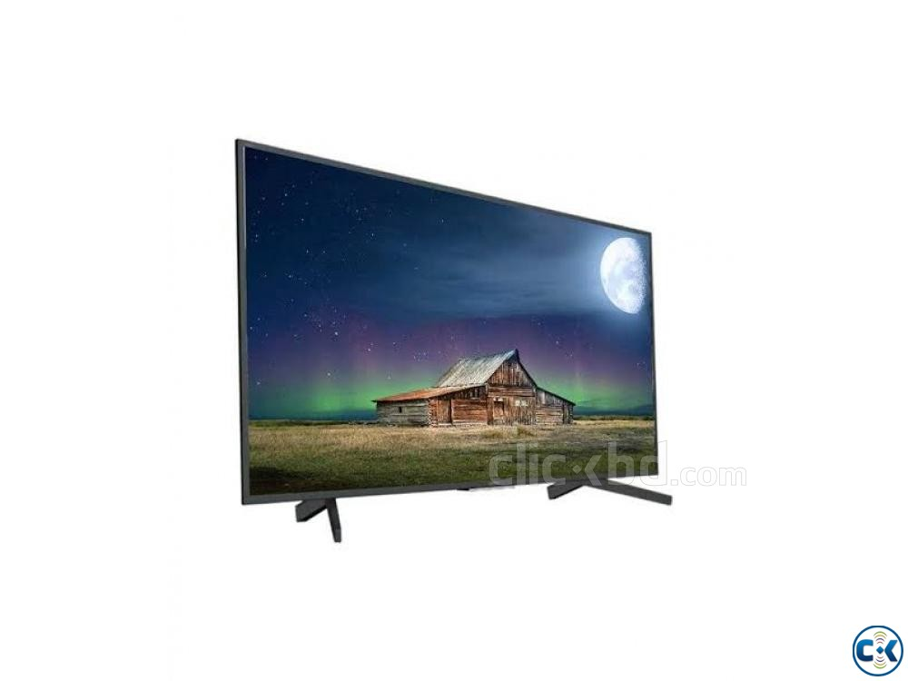 sony 4k UHD HDR Smart TV 43 inch X7000F Led Tv best bd price | ClickBD large image 0