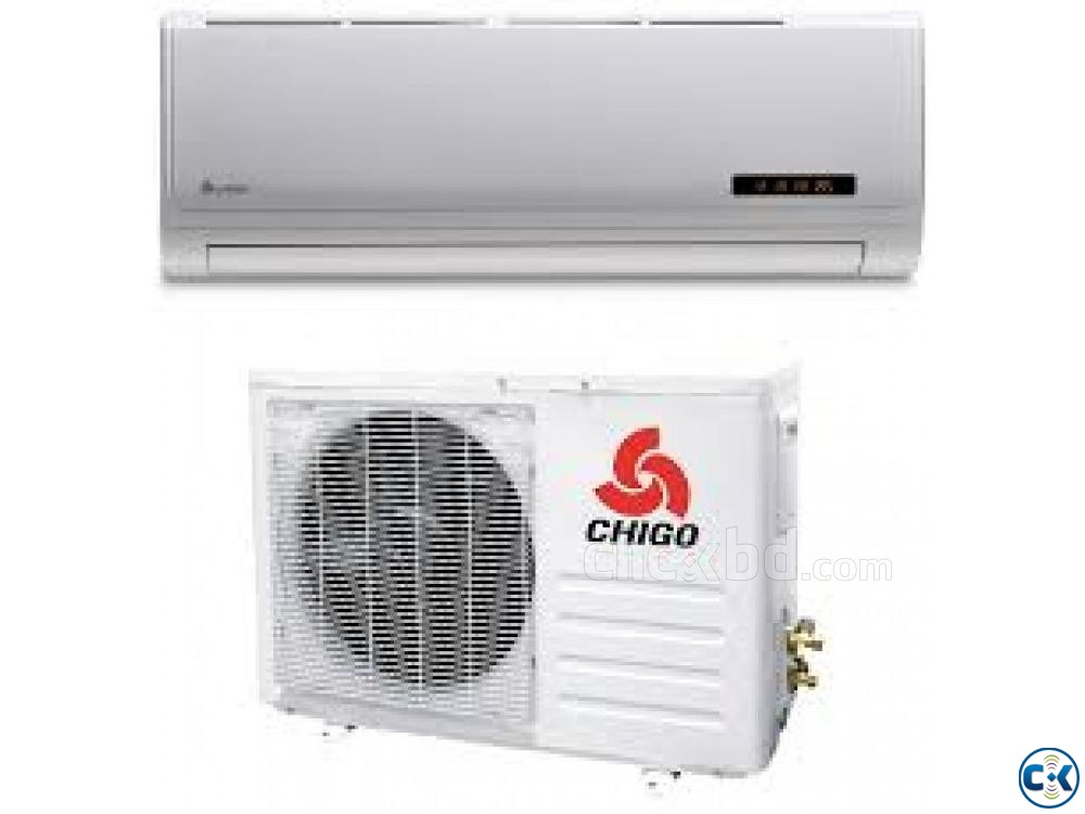 CHIGO AC 2.0 TON Air Conditioner | ClickBD large image 0