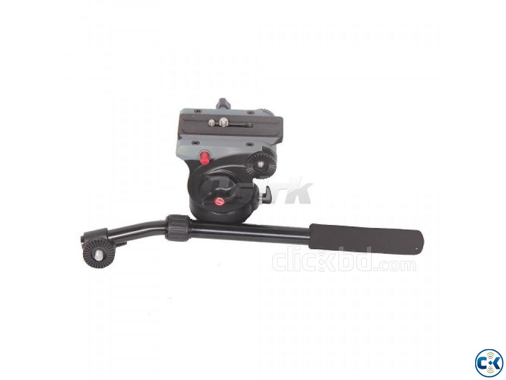 Victory A-750 Pan Tilt Professional Video Head | ClickBD large image 1