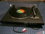 LP Record Player Brand Dual Made in Germany