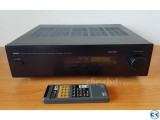 YAMAHA DSP E-1000 Stereo 7.1 Powerful Amp. with Remote Cont.