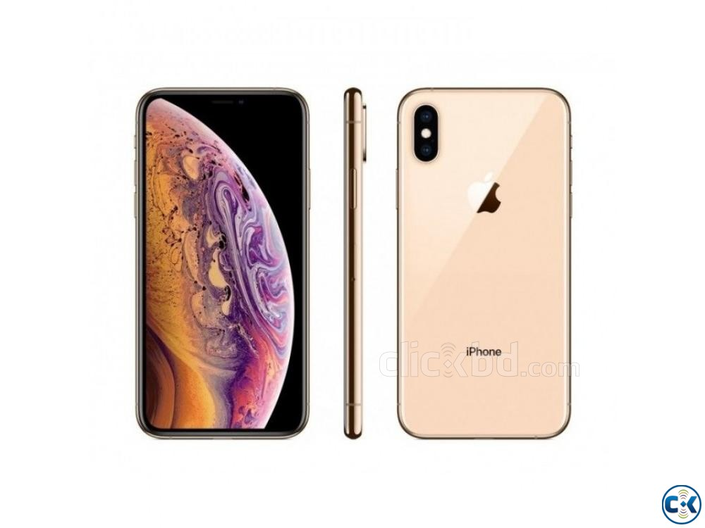 Apple iphone Xs Max Gold 512GB  | ClickBD large image 3