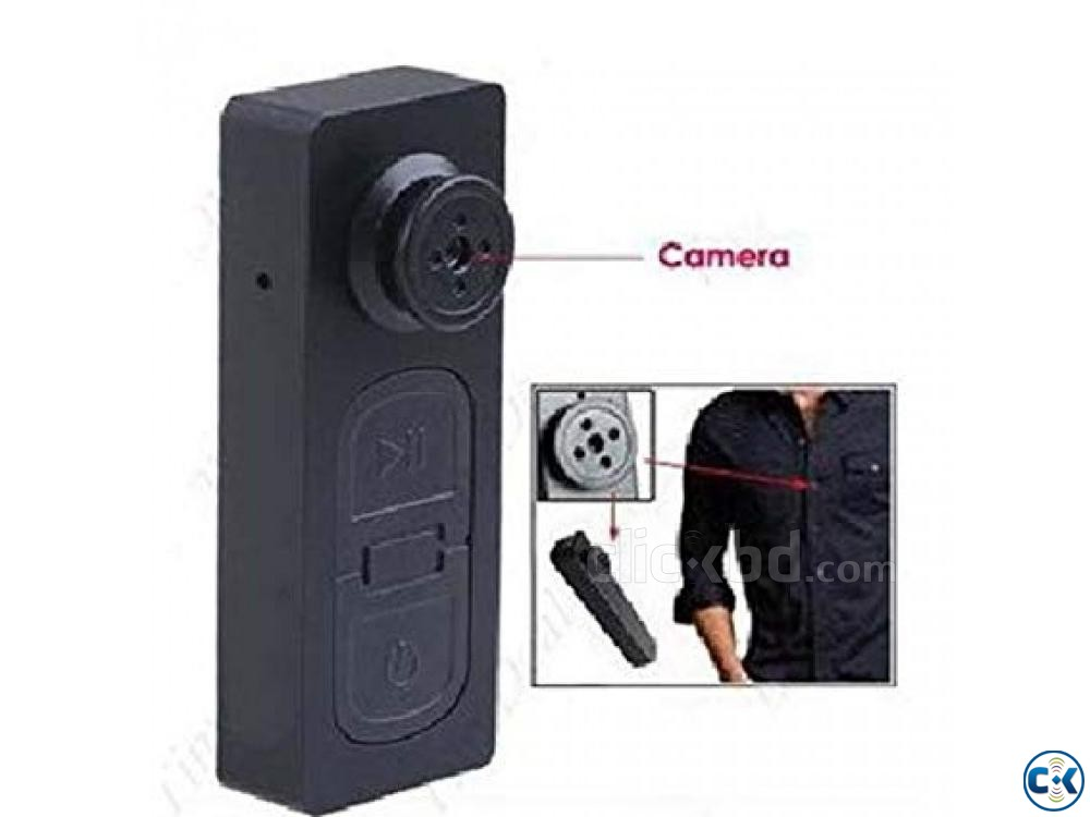 Spy BUtton Camera | ClickBD large image 0