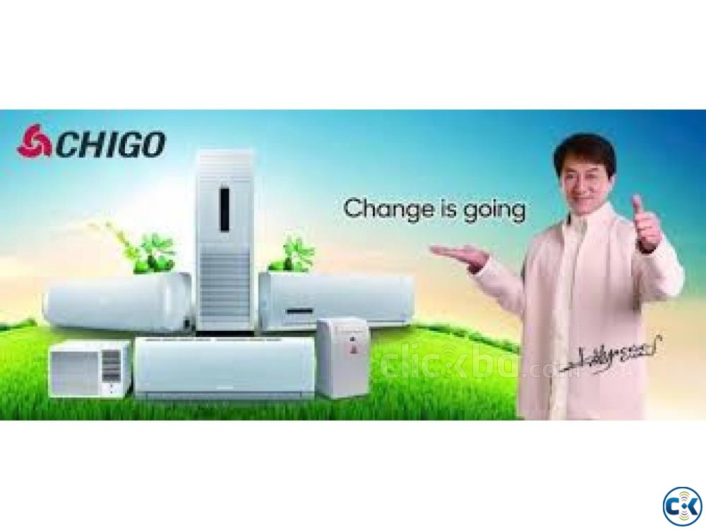 Chigo 5 Ton Floor Stand AC Wholesale Price in Bangladesh. | ClickBD large image 4