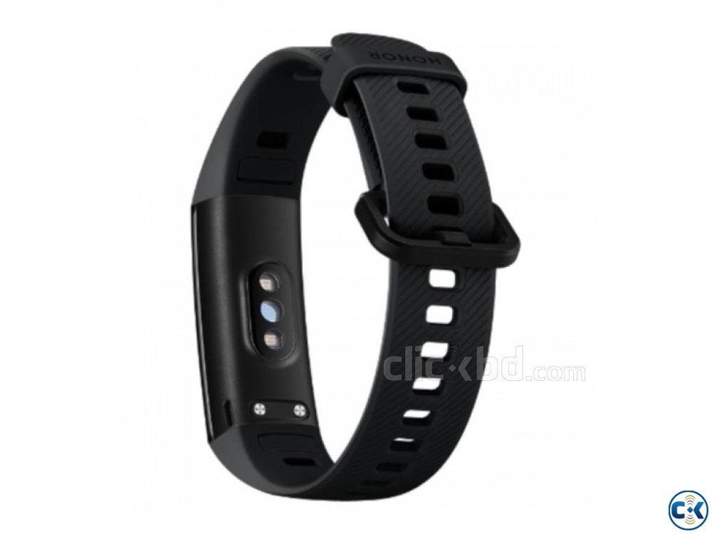 Huawei Honor Band 5 Waterproof AMOLED Touch Screen | ClickBD large image 1