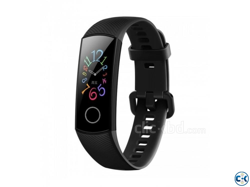 Huawei Honor Band 5 Waterproof AMOLED Touch Screen | ClickBD large image 2