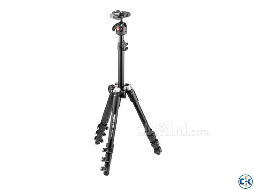 Manfrotto BeFree One Aluminum Portable Traveling Tripod | ClickBD large image 1