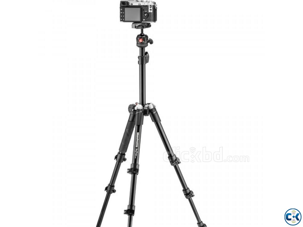 Manfrotto BeFree One Aluminum Portable Traveling Tripod | ClickBD large image 4