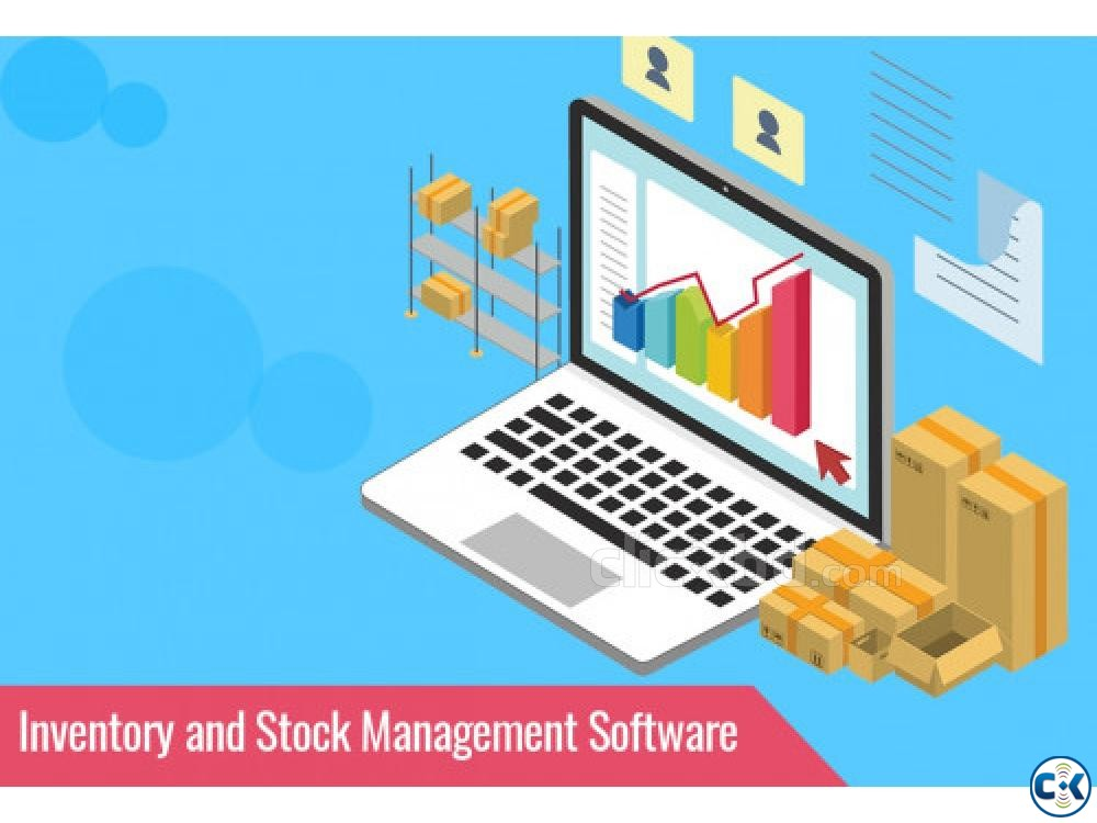Inventory and Stock Management Software | ClickBD large image 0