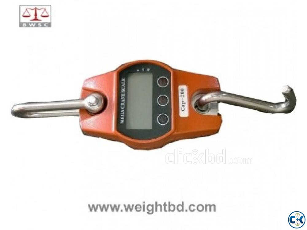 Digital Hanging Scale. | ClickBD large image 0