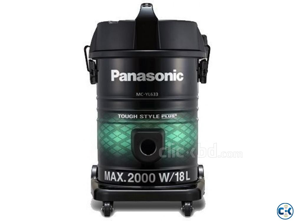 Panasonic Touch Style Plus 2000W Black- MC-YL633 Vacuum Cle | ClickBD large image 0