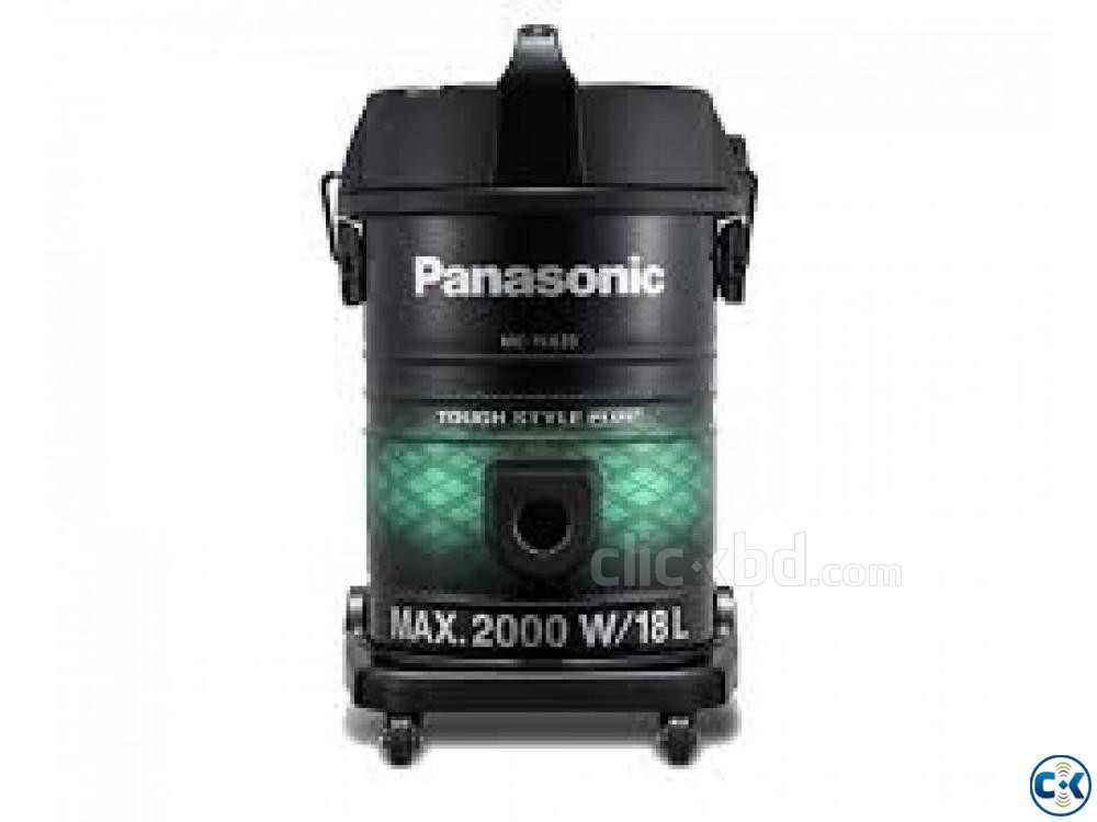 Panasonic Touch Style Plus 2000W Black- MC-YL633 Vacuum Cle | ClickBD large image 3
