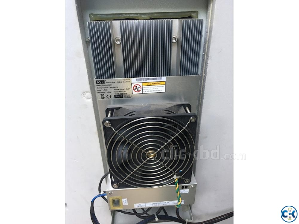 Server rack With big cooling fan | ClickBD large image 0