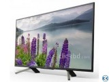 Sony Bravia 4K 55 Inch Android TV 2 years service warranty