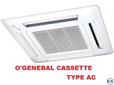 General brand 3 ton ceiling type air conditioner AC