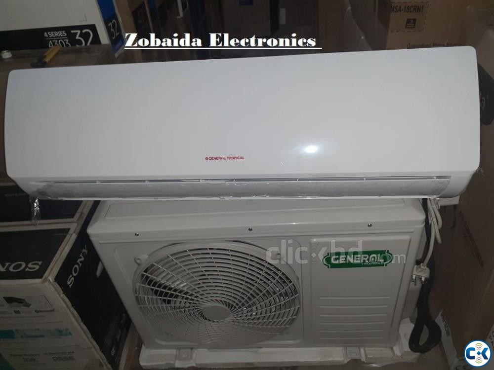 TROPICAL General FJ18GW 1.5 Ton Air Conditioner AC in Bd- | ClickBD large image 1