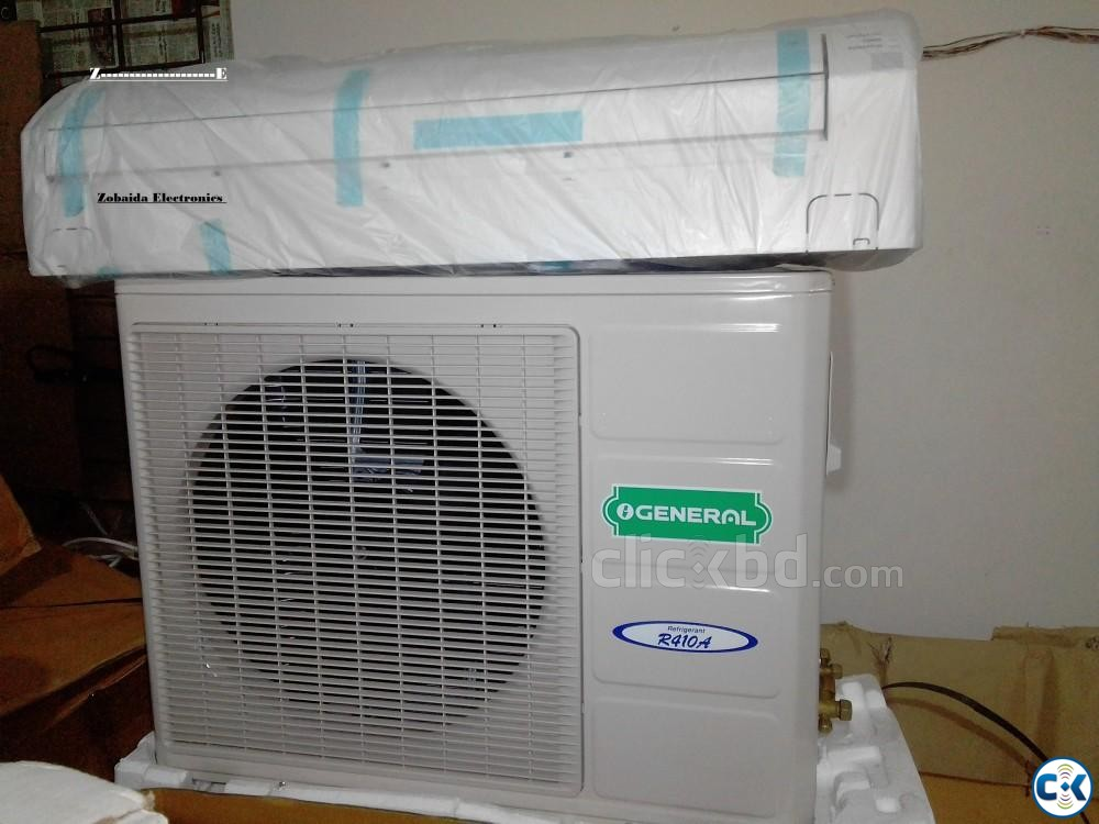 Air Conditioner O General ASGA30FETA Made In Thailand | ClickBD large image 0
