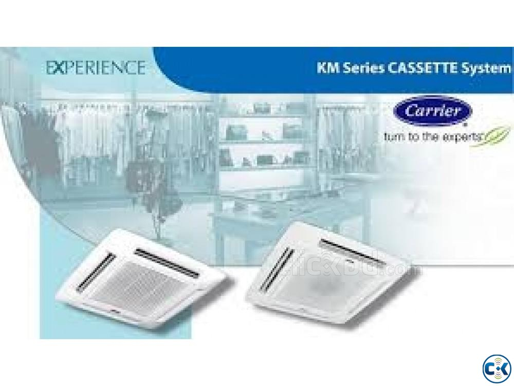 Carrier 3.0 Ton Cassette Type AC Price In Bangladesh | ClickBD large image 1