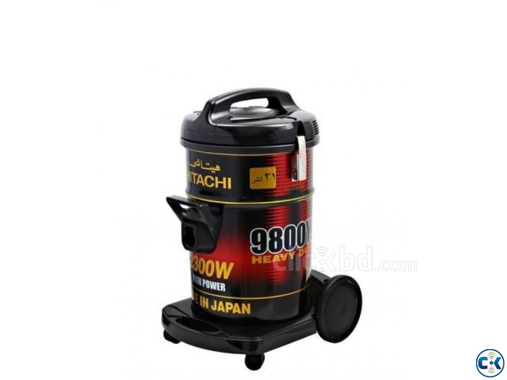 Hitachi Vacuum Cleaner 2300 Watts 21 Liter Drum CV9800Y | ClickBD large image 0