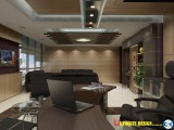 Corporate Office interior decoration-UD.0012