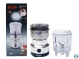 Nima 2 in 1 Electric Grinder Stainless Steel Body