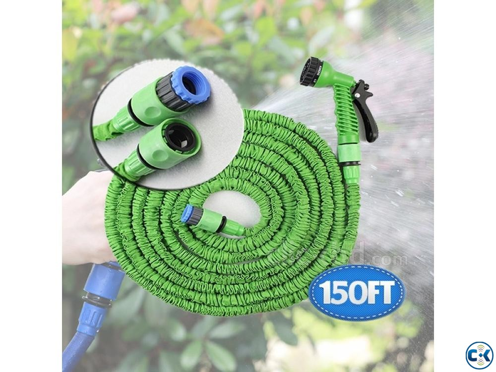 Magic Hose Pipe 150 feet New Arrival | ClickBD large image 0