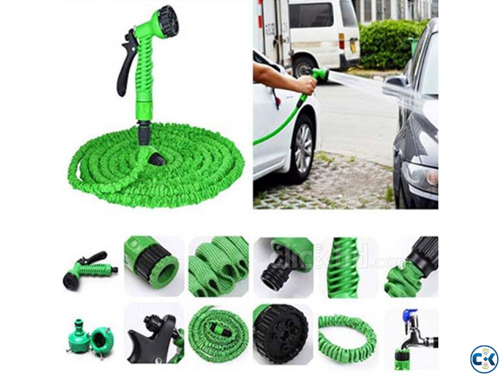 Magic Hose Pipe 150 feet New Arrival | ClickBD large image 3