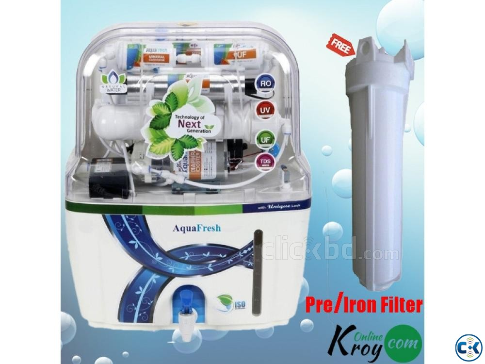 NEXUS Aqua-Fresh Natural Water Purifier | ClickBD large image 0