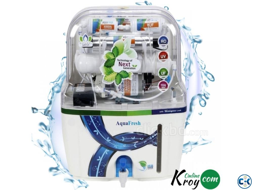 NEXUS Aqua-Fresh Natural Water Purifier | ClickBD large image 1