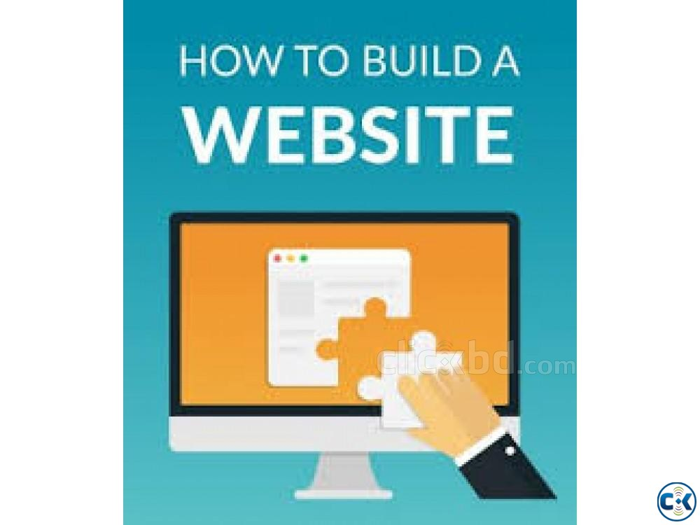 know the Importance of A Website for a Business. | ClickBD large image 0