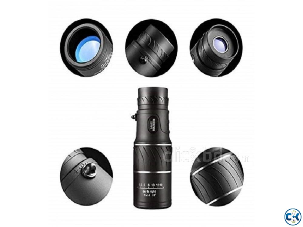 Bushnell Monocular Dual Focus Zoom Outdoor Travel Telescope | ClickBD large image 0