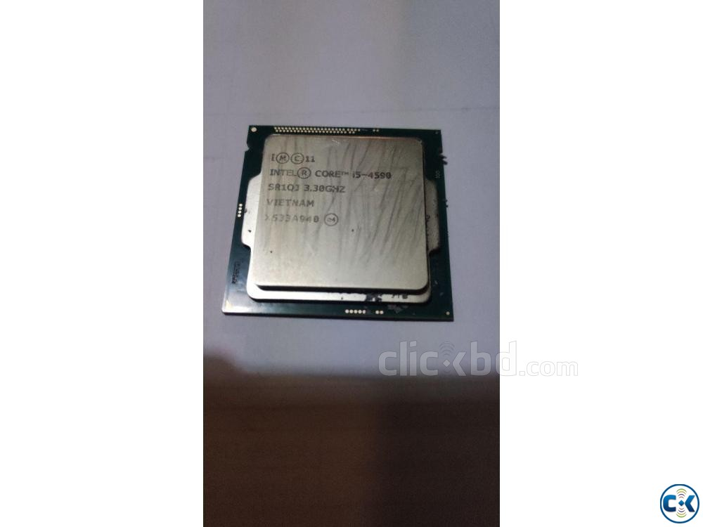 Core i5 4590 Processor | ClickBD large image 0
