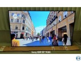 55 INCHLSony Bravia Latest ModelX9000E 4K HDR Android TV