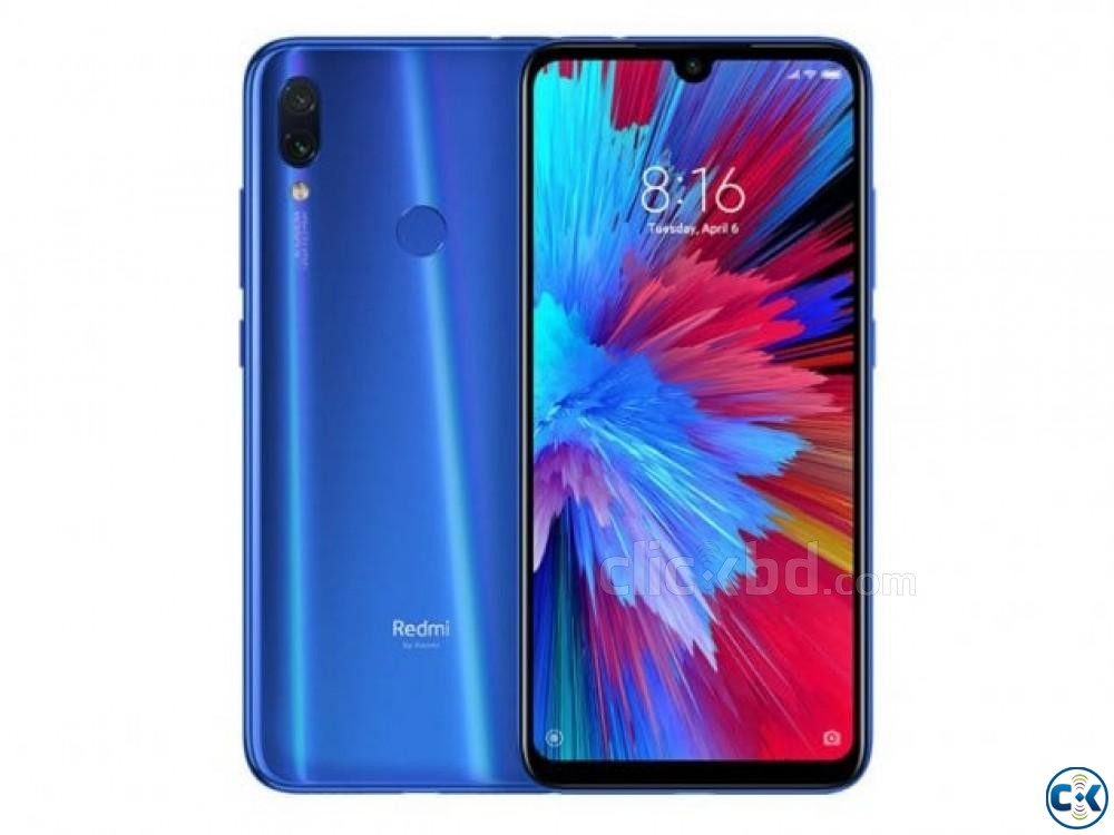 Xiaomi Note 7 Pro Nebula Red 64 GB 4 GB RAM  | ClickBD large image 1