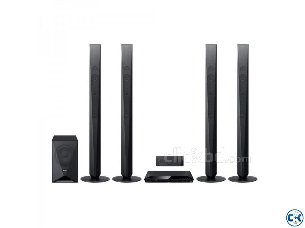New Sony BDV-E6100 5.1 Blu-Ray Home Theater With Bluetooth | ClickBD large image 0
