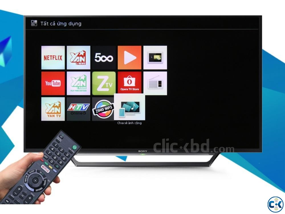 48 inch sony bravia W652D SMART TV | ClickBD large image 1