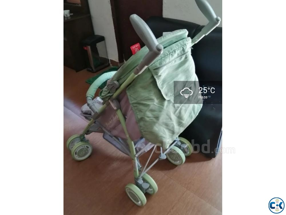 Baby Stroller Stylish | ClickBD large image 2