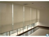 Roller blinds Sunscreen Exclusive Curtain Parda Price in bd