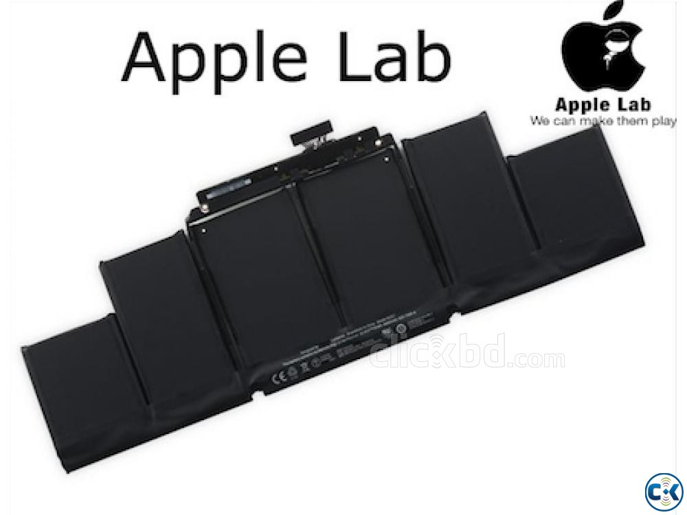 Battery For Apple MacBook Pro 15 Retina | ClickBD large image 0